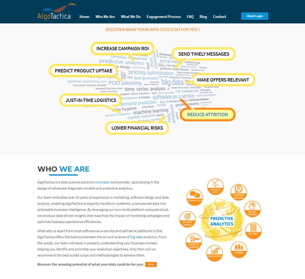 AlgoTactica | CryoDragon | Kitchener-Waterloo Website Design and ...